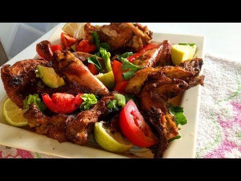 Baked Chicken Recipe;  Best Oven Baked Chicken|Christmas Inspired