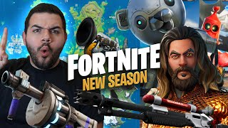 EVERYTHING NEW IN FORTNITE CHAPTER 2 SEASON 3! SO MANY CHANGES!