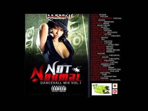 November 2017 – Dancehall Mix – Clean & Fresh Vol.26 – PopcaanAlkalineVybz KartelAidonia++