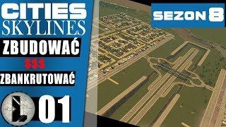 Cities: Skylines  🏙️ S08 🏙️ STARTUJEMY NOWY SEZON!🏙️ 01
