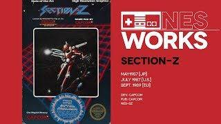 Section-Z retrospective: Tunnel visionary | NES Works #045