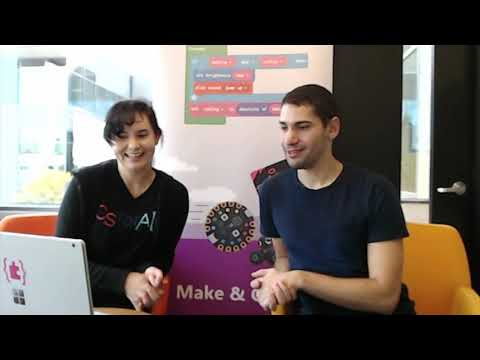 MakeCode Team interview video