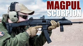 Magpul Unveils CZ Scorpion Parts (SHOT Show 2019)