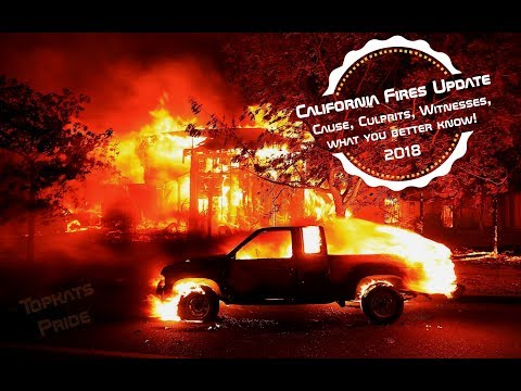 """California Fire: Car rims completely """"MELTED"""" and Car"""