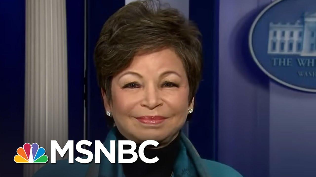 Valerie Jarrett On President Barack Obama's Legacy   For The Record   MSNBC thumbnail