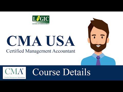 CMA USA Course details   US CMA Course   Best Short term course ...