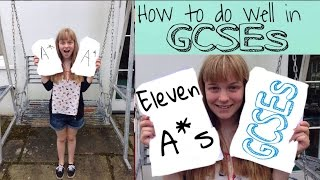 GCSEs Advice, Tips and Results || How I got 11 A*s