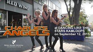 Charlie's Angels: Lorianna, Aleece & Nicki Get Ready for Dancing like the Stars 2015