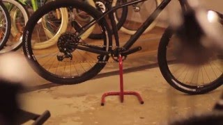 Scorpion - Bike Stand // presented bei G.S.Niente Stress & Radlstall