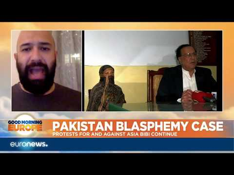 Pakistan Blasphemy Case: Protests for and against Asia Bibi continue | #GME