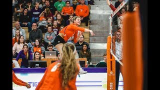 Clemson Volleyball    2018 All-ACC Awards