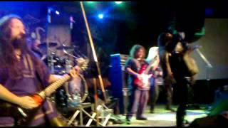 Arkona - Katitsya Kolo (Curitiba - Music Hall 29/11/2013)