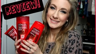 L'Oreal Color Radiance Line Review!   beautybykristy