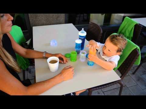 Twistshake соска силиконовая для новорожденных 0+