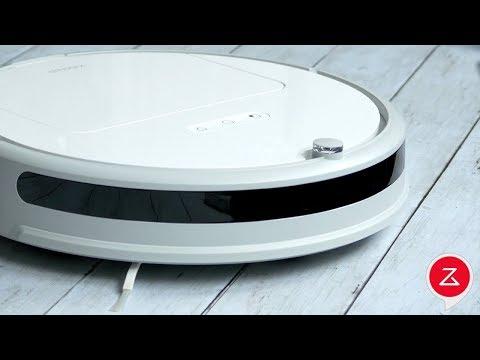 The Robot Vacuum that MOPS! - Roborock E20