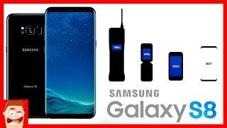 Презентация Galaxy S8 на русском. Samsung ВЗОРВАЛА рынок смартфонов!