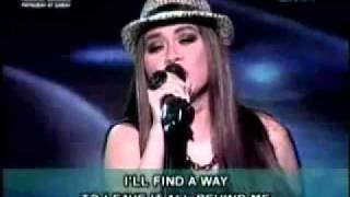 Freestyle Medley   Before I Let you go & Bakit ngayon ka lang @ Eat Bulaga Oct  28, 20111