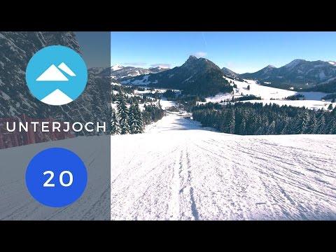 Skigebiet Spieserlifte Unterjoch - Piste Nr. 20