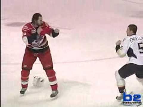 Deryk Engelland vs. Kiel McLeod