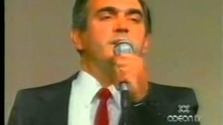 Salvatore Solinas ( TANGO DELLE ROSE ) da ''Odeon T,V'' 08/01/1986.