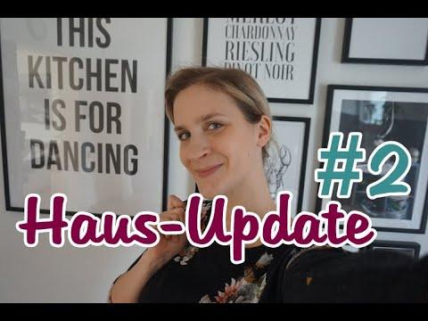 Haus-Update # 2   Fußleisten, Balkon & Boden fertig   Lisi Schnisi