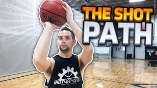 The Shot Path | The SECRET Key to Elite Level Shooting: Basketball Shooting Form