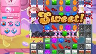 Candy Crush Saga Level 4094 (No boosters)