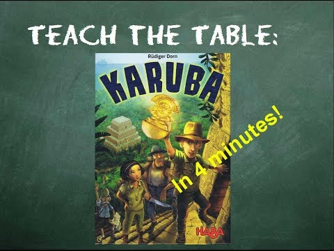How to play Karuba - Teach The Table