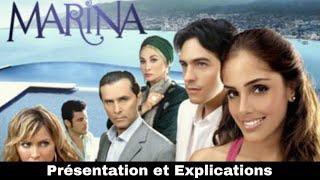 Marina - Présentation Et Explications   Resume Novelas