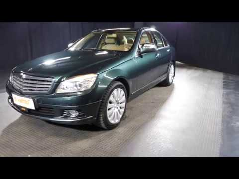 Mercedes-Benz C 320 CDI 4matic Elegance 4d A, Sedan, Automaatti, Diesel, Neliveto, EOG-143