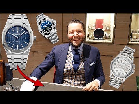 Uhren der Woche: Rolex, Omega, Breitling, Audemars Piguet, Jaeger Le-Coultre