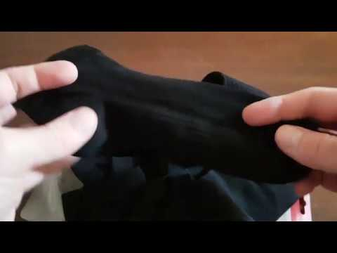 Banggood 365WEAR 5 Pair / Set Breathable Men Socks From Xiaomi Youpin 24-26cm Short Socks - Unboxing