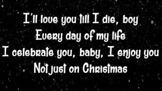 Lời dịch bài hát Not Just On Christmas - Ariana Grande