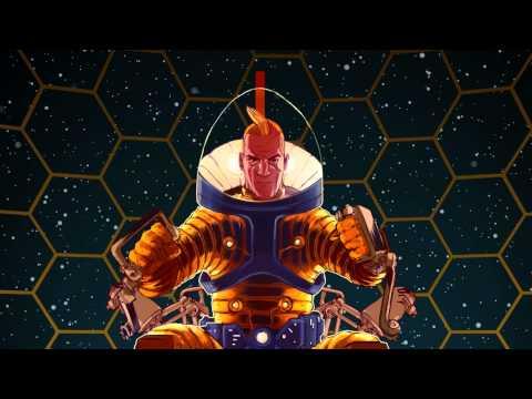 Teaser - Graphic MSP Astronauta II, de Danilo Beyruth
