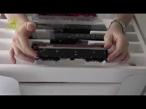 Unboxing dello starter set digitale Roco 51313