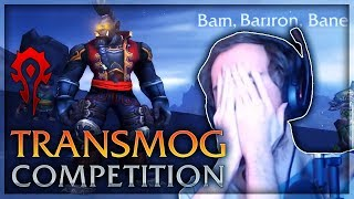 Asmongold's Second Horde Transmog Competition of BFA