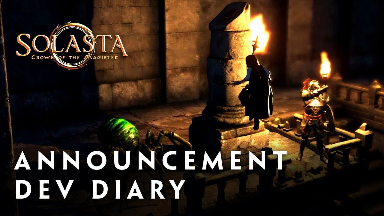 Solasta - Announcement Dev Diary
