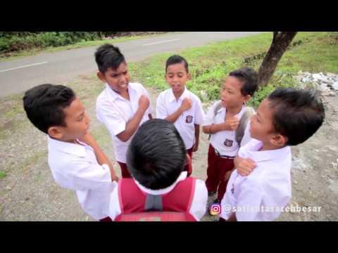 Polres Aceh Besar Sulap Bus Telolet, ini Videonya