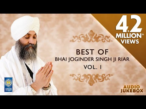 Best Of Bhai Joginder Singh Ji Riar Vol 1 | Non Stop Kirtan | Kirtan Jukebox | Amritt Saagar Mp3