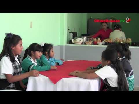 Entregamos aula y comedor en escuela de la colonia Guadalupe