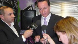 David Cameron - Goalhanger.mov