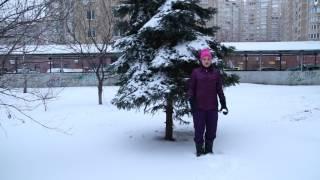 Как гулять с младенцем в мороз