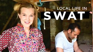 ISLAMPUR VILLAGE SWAT | Local life in Swat Pakistan Vlog