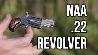 North American Arms .22 LR Revolver