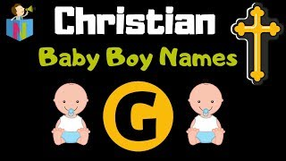 baby boy christian names and meanings - TH-Clip