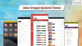 Odoo Shoppe Backend Theme Now in Odoo v13 with New Features