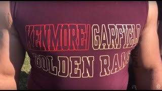 Akron Kenmore-Garfield football holds first practice since merger