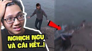 NHỮNG PHA NGHỊCH NGU VÀ CÁI KẾT!!! (Sơn Đù Vlog Reaction)