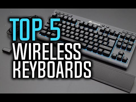 Best Wireless Keyboards in 2018 - Which Is The Best Bluetooth Keyboard?