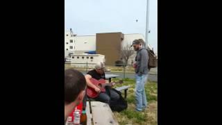 Singing Carolina Can to Chase Rice